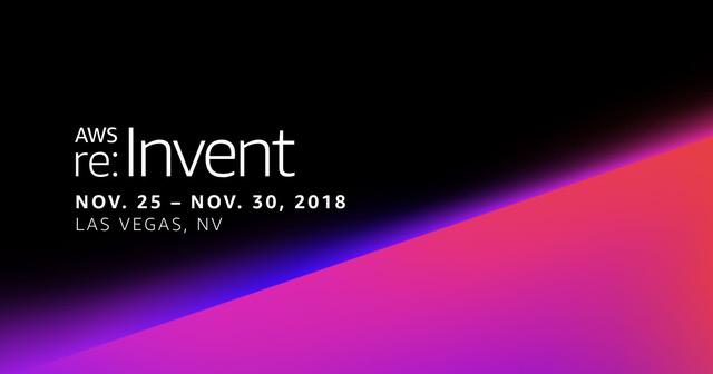 2018 AWS Reinvent