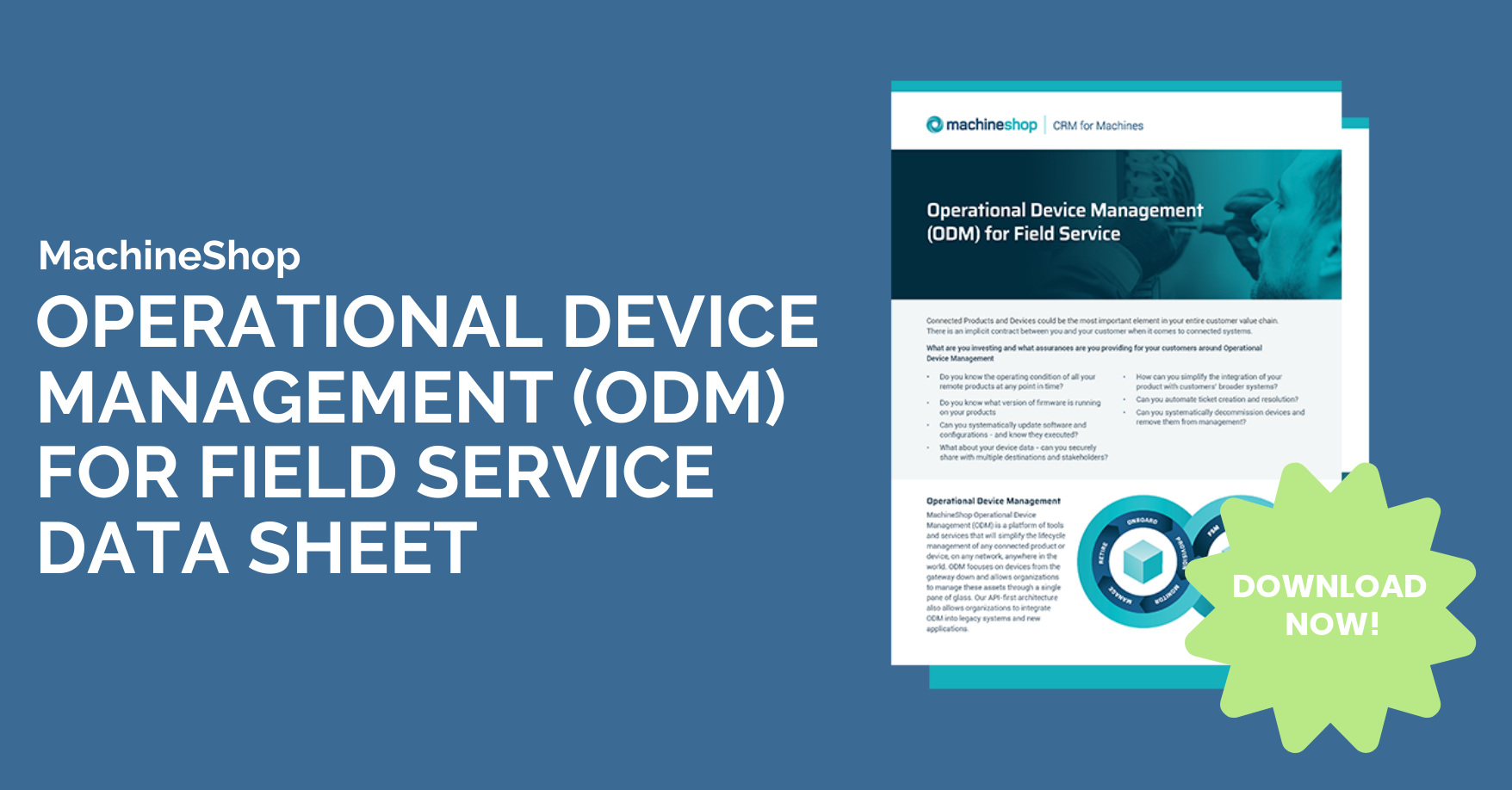 ODM-for-Field-Service-Data-Sheet-Banner