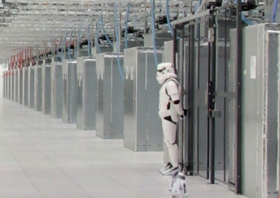 The Empire's Bad Architecture Decisions